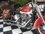 Harley Heritage 2006 selim Vintage