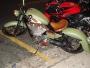 Sportster 883 selim Mescalero banco solo 883