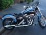 Harley Dyna 1600 selim Mescalero