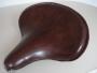 Banco de mola Vintage marrom