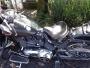 Harley Davidson De luxe selim Mescalero