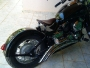 Shadow 600 com banco solo Old School