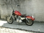 Sportster883 com banco individual Old School