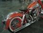 Harley Shovel 1972 selim Mescalero