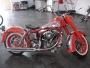 HD Shovel 1972 selim Mescalero banco solo moto