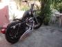 Sportster 883 2006 selim Old School Harley