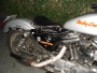 Sportster 2001selim Old School Harley
