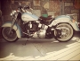 Harley Davidson Fat Boy Selim Vintage