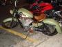 Spotster 883 selim Mescalero